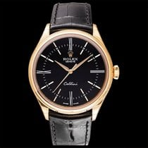 Rolex Cellini Time Rose gold United States of America, California, San Mateo