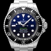 Rolex Sea-Dweller Deepsea D-Blue Steel 44mm - 126660