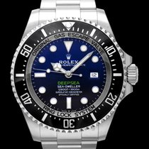 Rolex Sea-Dweller Deepsea D-Blue Steel 44mm - 126660