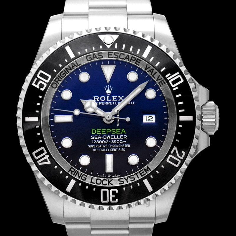 0d0cb0b741d Rolex Sea-Dweller Deepsea - all prices for Rolex Sea-Dweller Deepsea  watches on Chrono24