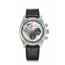 Zenith El Primero Chronomaster new Automatic Chronograph Watch with original box and original papers 03.2040.4061/69.C496