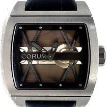 Corum Ti-Bridge Titanium Limited Edition Skeleton - Box & Paper