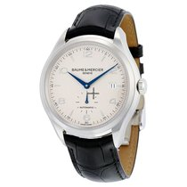 Baume & Mercier Clifton Steel 41mm