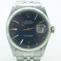 Rolex 1601 Steel 1969 Datejust 36mm pre-owned United States of America, Florida, Miami