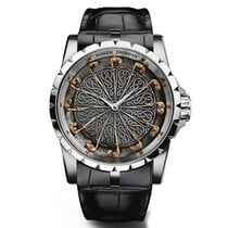 Roger Dubuis White gold 45mm Automatic II RDDBEX0495 new