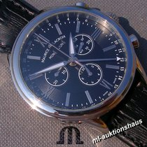 Maurice Lacroix Les Classiques Chronographe tweedehands 40mm Staal