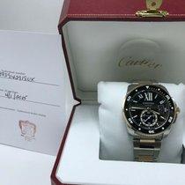 Cartier Calibre de Cartier Diver pre-owned 42mm Steel