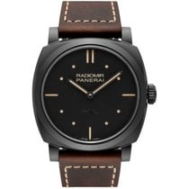Panerai Radiomir 1940 3 Days Ceramic 48mm Black No numerals United States of America, New York, New York