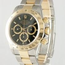 Rolex Daytona Gold/Stahl 40mm Schwarz Deutschland, Heilbronn