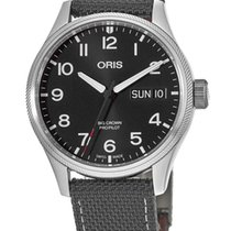 Oris Big Crown ProPilot Day Date 01 752 7698 4194-Set TS new