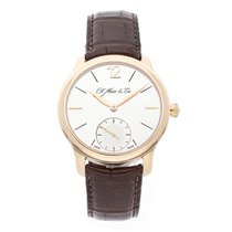 H.Moser & Cie. Rose gold 38.6mm Manual winding 321.503-005 pre-owned
