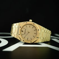 Audemars Piguet Royal Oak Oro amarillo 33mm Oro