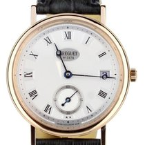 Breguet Rose gold 35mm Automatic 5920BR/15/984 pre-owned United States of America, Illinois, BUFFALO GROVE