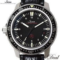 Sinn EZM 3 Steel 41mm Black