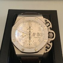 Audemars Piguet Titanium Automatic White Arabic numerals 48mm new Royal Oak Offshore Chronograph