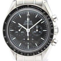 Omega Speedmaster Professional Moonwatch Ατσάλι 42mm Μαύρο