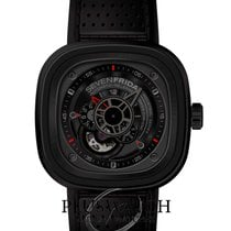 Sevenfriday Otel 47mm Atomat P3/01 nou