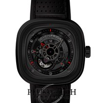 Sevenfriday Steel 47mm Automatic P3/01 new