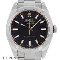 Rolex Milgauss 116400 LC-EU 2009 gebraucht