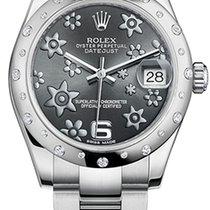 Rolex 178344 Acier Lady-Datejust 31mm occasion