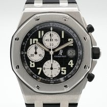 Audemars Piguet Royal Oak Offshore Chronograph Steel 42mm Black Arabic numerals United States of America, California, Marina Del Rey