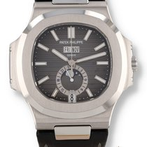 Patek Philippe Nautilus Steel 40.5mm Black United States of America, New Hampshire, Nashua
