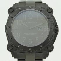Hamilton Khaki Below Zero Automatic Ceramic H785850