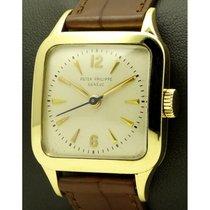 Patek Philippe Vintage Oro amarillo 30mm Plata