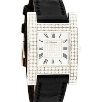 Chopard 10/6868 Your Hour H Watch in White Gold with Diamond...