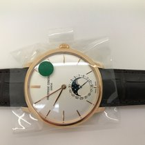 Frederique Constant Manufacture Slimline Moonphase Solid Gold