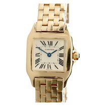Cartier Santos Demoiselle 18 K Gold
