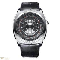 Harry Winston Opus XIII 18K White Gold Men's Watch
