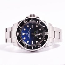 勞力士 (Rolex) Sea-Dweller Deepsea D Blue 116660 NO ROLEX WARRANTY