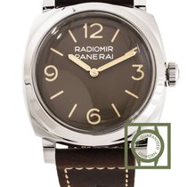 Panerai Radiomir 1940 3 Days Acciaio 47mm Limited Edition NEW