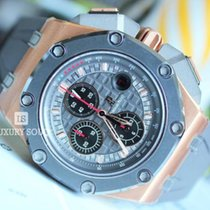 Audemars Piguet Royal Oak Offshore Chronograph Rose gold 44mm Grey No numerals UAE, Al Wasl, Jumeira 1, Dubai