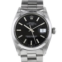 Rolex Oyster Perpetual Date en acier Ref : 1500 Vers 1968