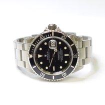 Rolex Submariner 40mm Stainless Steel Mens Watch 16610T