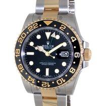 Rolex 116713LN Gold/Stahl GMT-Master II 40mm