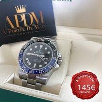 Rolex GMT-Master II 116710BLNR 2016 nouveau