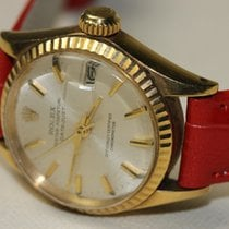 Rolex Oyster Perpetual Lady Date Datejust 18k Gold
