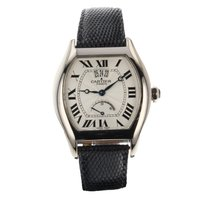 Cartier Tortue pre-owned White gold