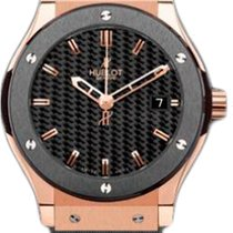 Hublot Classic Fusion 42mm Gold Ceramic 542.PM.1680.RX