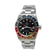 Tudor BLACK BAY GMT Man 41mm red blue bezel