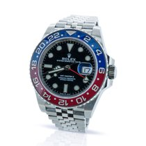Rolex GMT-Master II - 126710BLRO - Box & Papers