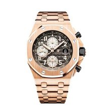 Audemars Piguet 26470OR.OO.1000OR.02 Rose gold 2018 Royal Oak Offshore Chronograph 42mm new United States of America, New York, New York