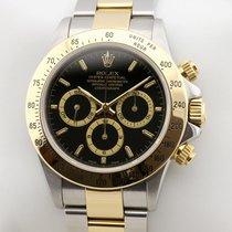 Rolex Daytona 16523 Chronograph Sehr gut Gold/Stahl 40mm Automatik Deutschland, MÜNCHEN