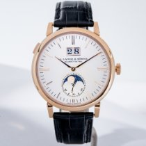 A. Lange & Söhne Saxonia 384.032 Unworn Rose gold 40mm Automatic