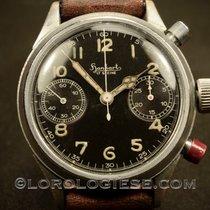 Hanhart – 1944 Fliegerchronograph Flyback Military Pilot...