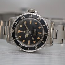 Rolex 5513 Stahl Submariner (No Date) 40mm