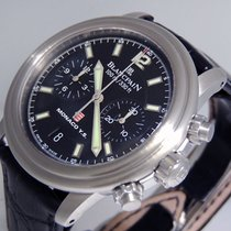 Blancpain Steel 38mm Automatic 2185F-11304-71 pre-owned